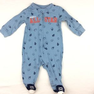2c13d7257752 Kids  Footed Pajamas 18 Months on Poshmark